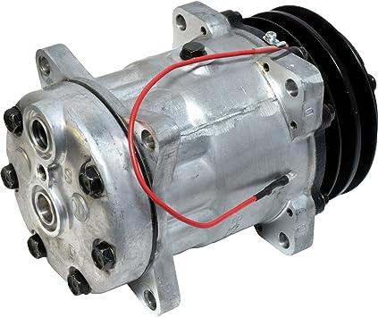 UAC CO 4708C A//C Compressor and Clutch