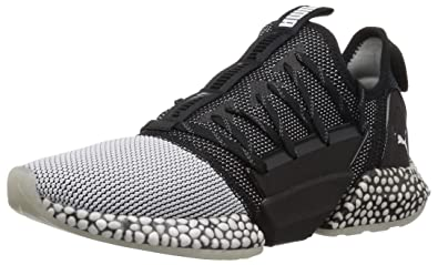 244b10c668 Image Unavailable. Image not available for. Color: PUMA Men's Hybrid Rocket  Runner Cross Trainer Black ...