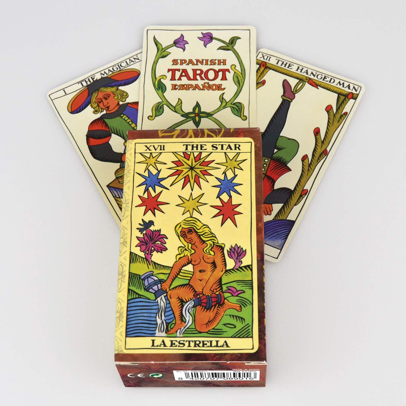 Spanish Tarot Espanol (Spanish Tarot Espanol Bilingual)