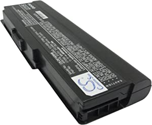 GAXI Battery for DELL Inspiron 1420, Vostro 1400 Replacement for P/N 312-0543, 312-0580, 312-0584