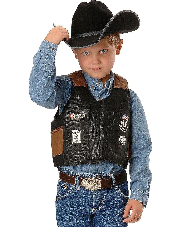 M & F Western Boys' Bull Rider Play Vest 2-10 Years 5056401