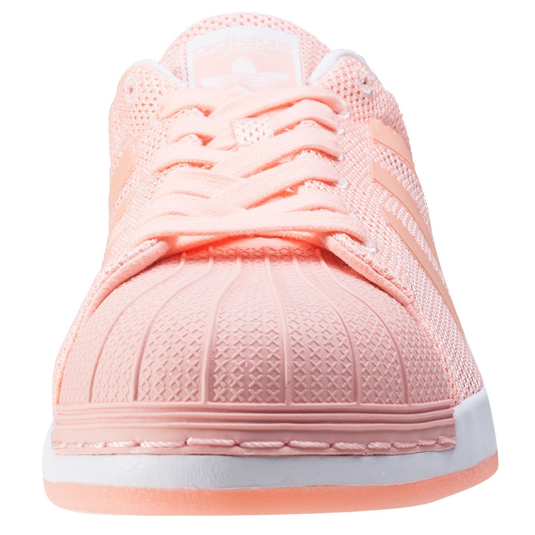 44530e755 adidas Superstar Bounce Mens Trainers Coral - 11 UK  Amazon.co.uk  Shoes    Bags