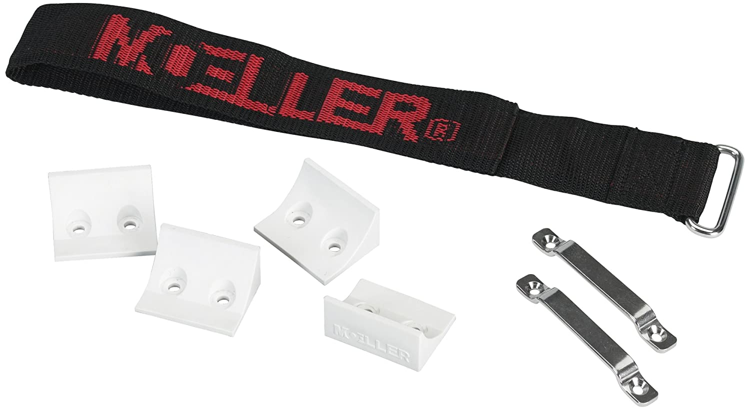 Moeller Ice-Station Zero Marine Ice Chest Hold Down Kit (125, 170 and 270-Quart Ice Chests) by Moeller Marine