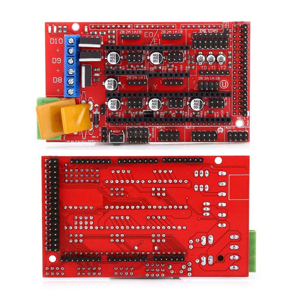 A4988/with Heatsink CALBE USB Bridge Kit RAMPS 1.4,3d Printer Ramps 1.4/Controller Mega2560/R3/