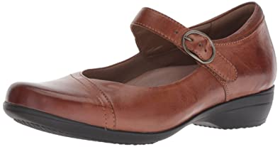 f1ae6ab7396cd Dansko Women s Fawna Mary Jane Flat