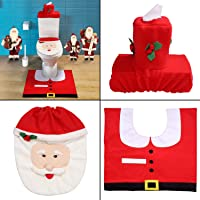Zogin Kit de Decoración de Baño Papá Noel