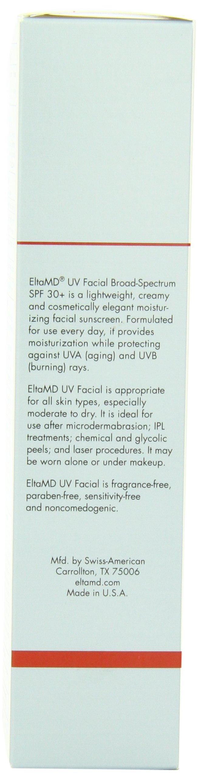 EltaMD UV Facial Sunscreen Broad-Spectrum SPF 30+, 3.0 oz by ELTA MD (Image #9)