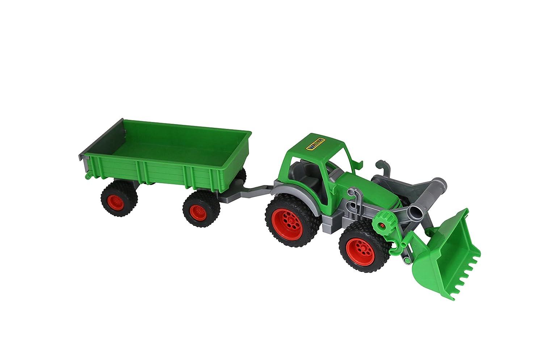 Polesie 8817FARMER Technic Spielzeug Traktor mit Frontlader Polesie8817