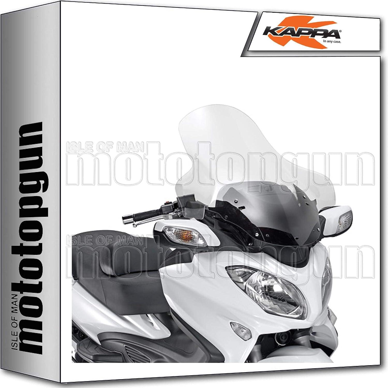 Kappa Windschild Kompatibel Mit Suzuki 650 Burgman 2019 19 Auto