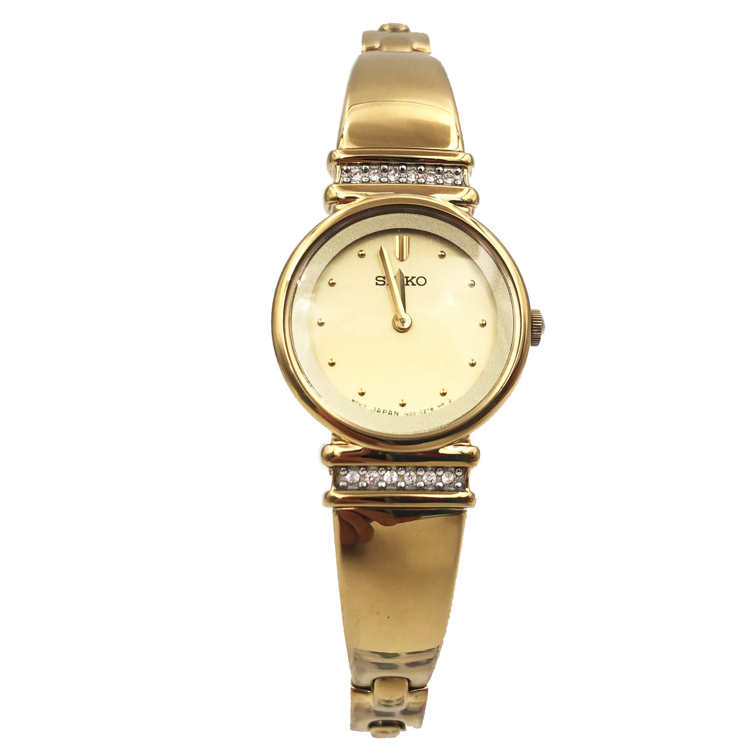 Seiko Crystal Quartz Female Watch SUJG34 (Certified Pre-Owned) by SEIKO