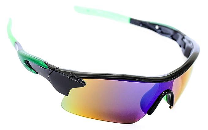 13911869e74 Abqa Unisex Gladiator Sports Sunglasses (65