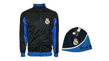 Real Madrid C.F. Oficial Licencia fútbol y Chaqueta de ...