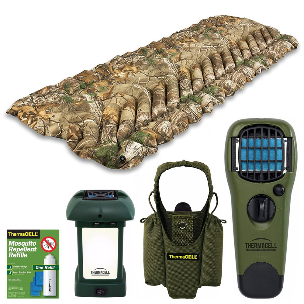 Klymit Insulated Static V - Realtree xtra bundle by Klymit (Image #1)