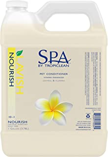 product image for TropiClean SPA Nourish Conditioner for Pets, Made in USA- Moisturizes - Conditions - Soap Free - Vitamin E and Pro-Vitamin B5