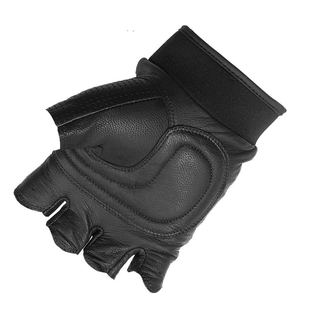 Fieldsheer Unisex-Adult Rambler Gloves Black Large FSG16M07-LG-BLK