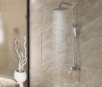 by-moderna aufgerichtetem Regendusche Badezimmer En Suite ...