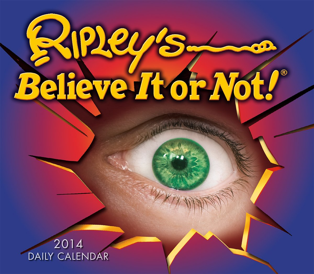 Download Ripley's Believe it or Not® 2014 Boxed/Daily (calendar) pdf