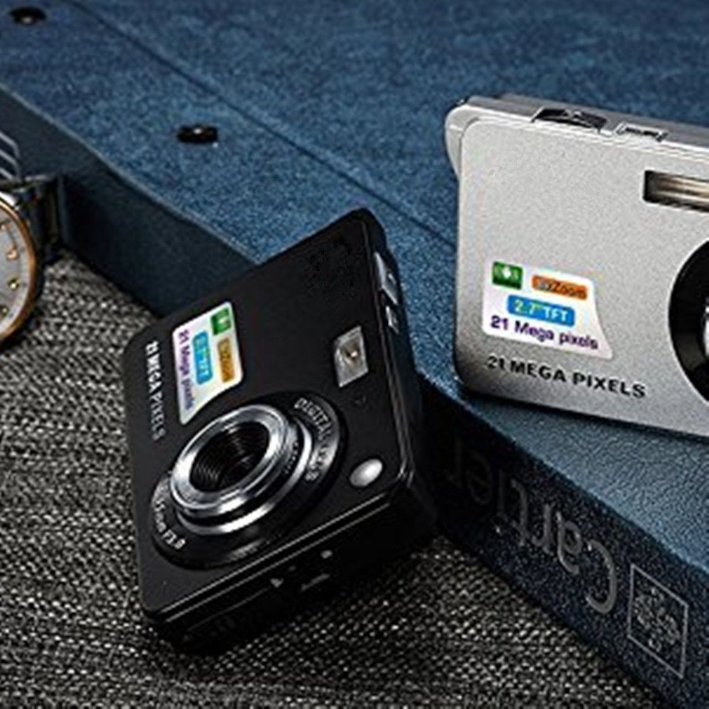 Yasolote HD Mini Point Shoot Digital Camera Video Recorder Cameras Sports,Travel,Holiday,Birthday Present by Yasolote (Image #2)