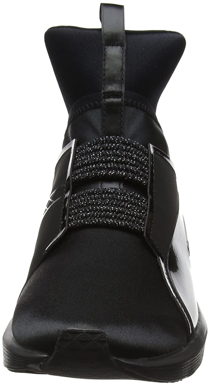 Puma Damen Fierce Satin En Pointe Cross-Trainer  Amazon.de  Schuhe    Handtaschen 3df75e19f