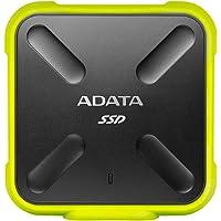 ADATA ASD700-1TU3-CYL USB3.1 G1 1TB Externe Solid State Drive schwarz/grün