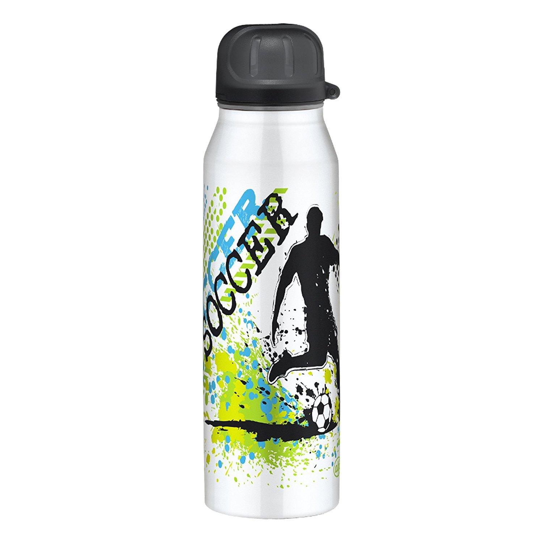 0,35 Liter einhorn Alfi 5337677035 Isolier-Trinkflasche edelstahl