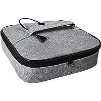 segolike UV Box sterilizer, Sanitizing Box Portable Bag UV Light Cleaner UV Sterilizer, Large Size Light Box for Phone…