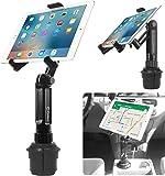 Cup Holder Tablet Mount, Tablet Car Cradle Holder Made by Cellet