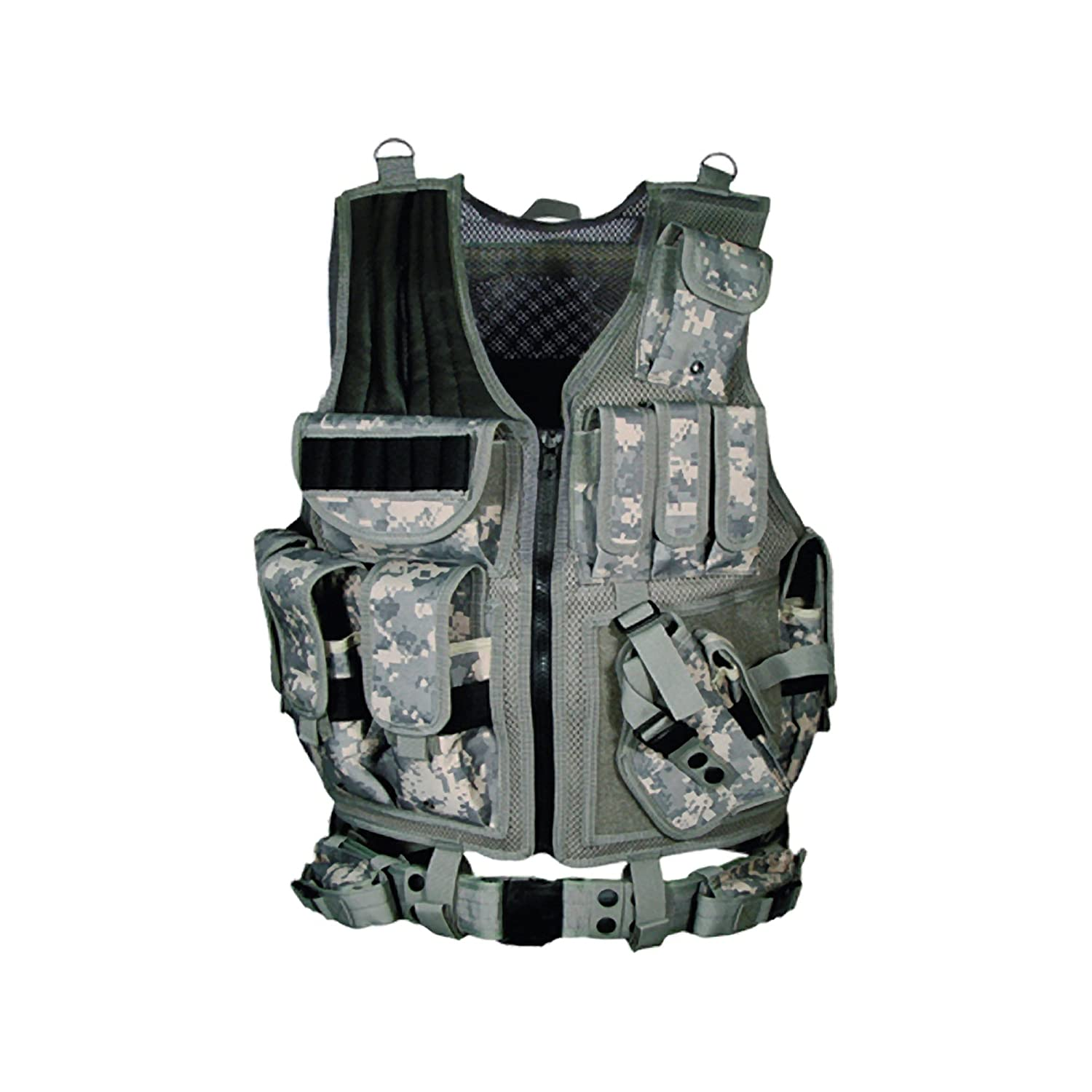 The UTG 547 Law Enforcement Tactical Vest travel product recommended by Stella Samuel on Lifney.