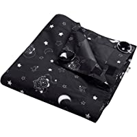 Tommee Tippee Sleeptime Portable Baby Travel Blackout Blind, Medium, Black (591075)