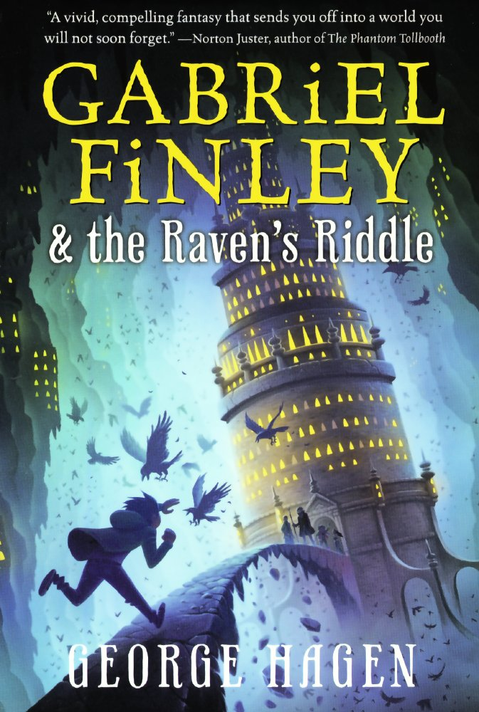 Gabriel Finley And The Raven's Riddle (Turtleback School & Library Binding Edition)