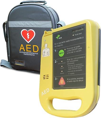 Desfibrilador semiautomático AED7000