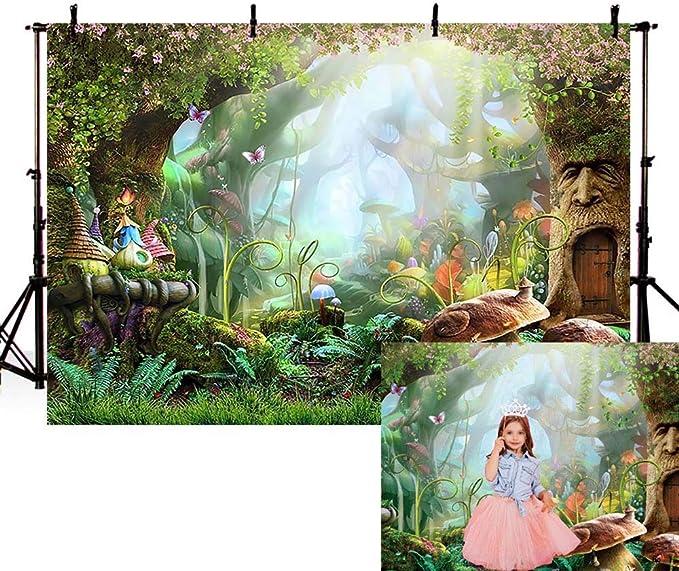 Mehofoto Fairytale Forest In Wonderland Seamless Camera Photo