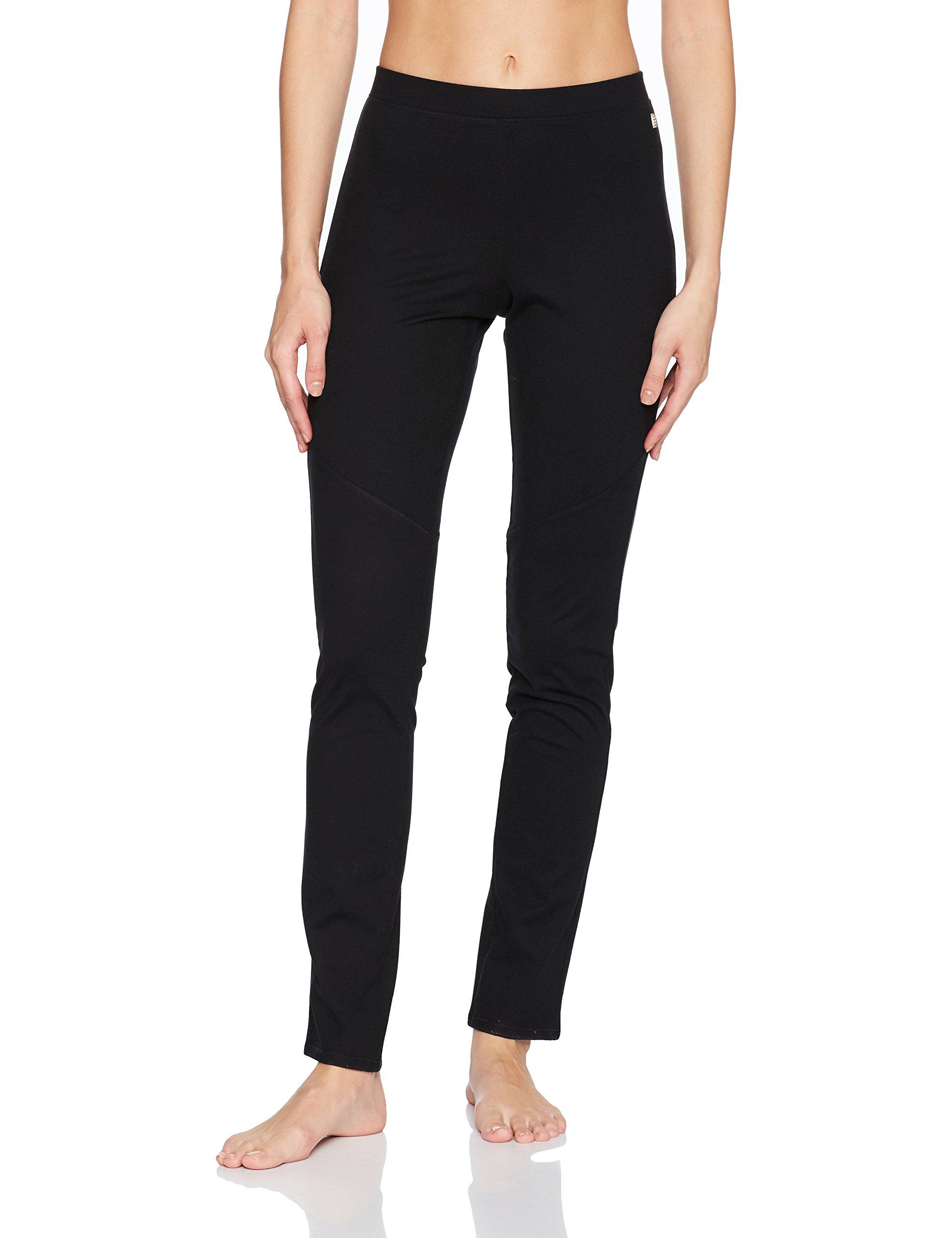Natori Women's Power Fit Pant, Black, Large