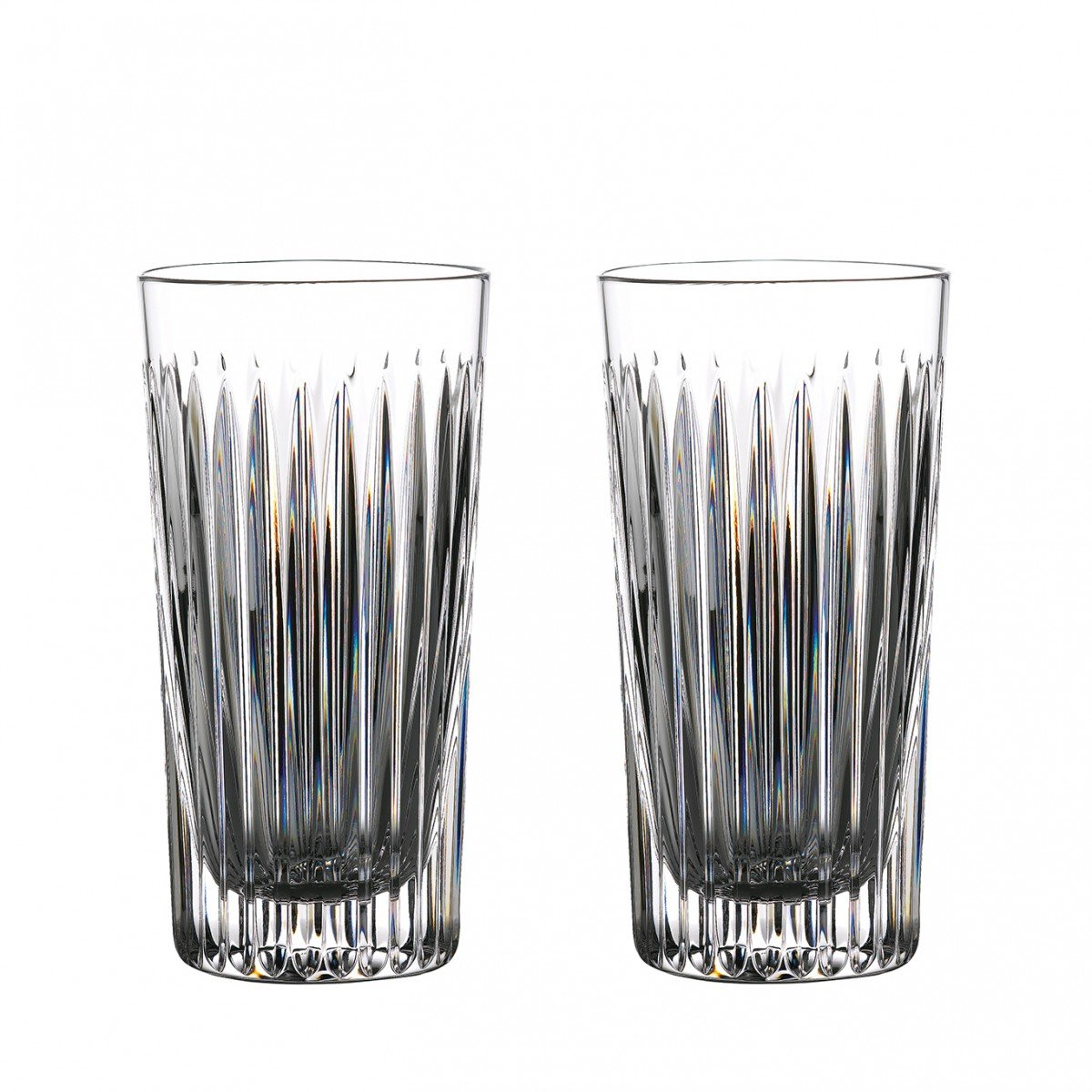 Waterford Crystal Gin Journeys Aras Hiball, Pair