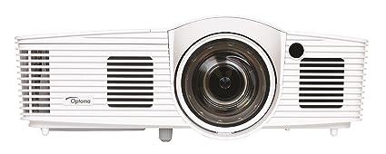OPTOMA TECHNOLOGY GT1080Darbee - Proyector Home Cinema Full HD 1080p, lente corta, 3000 lúmenes, 28000:1 contraste, formato 16:9