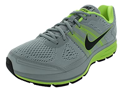 Amazon.com | Nike Men's Air Pegasus+ 29 Wolf Grey/Black/Volt/Volt Running  Shoe 10 Men US | Road Running