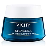 Vichy Neovadiol Night Compensating Complex Replenishing Care Night Moisturizer,...