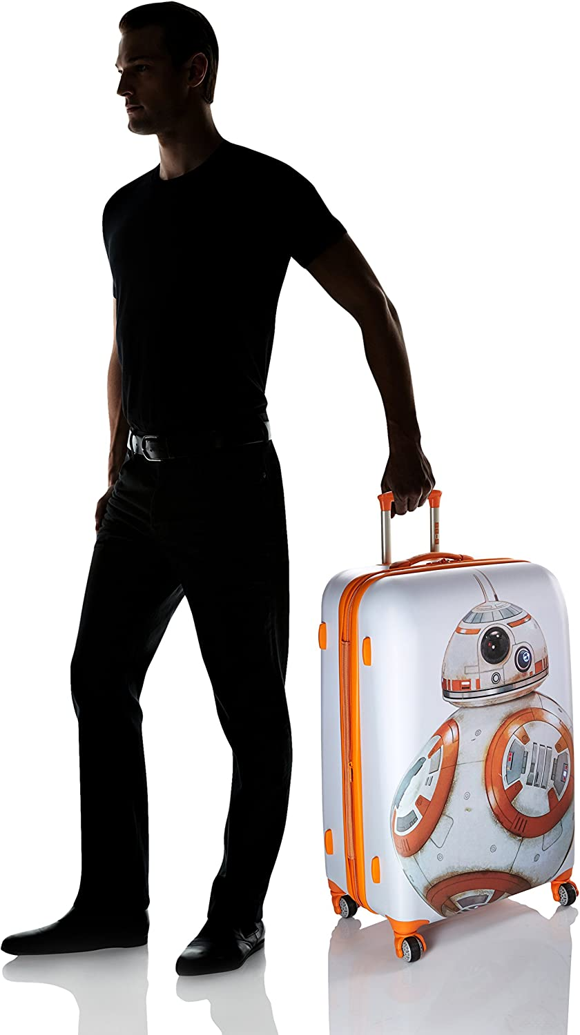 C3PO American Tourister Star Wars Hardside Luggage with Spinner Wheels