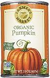 Farmer's Market Foods Organic Canned Pumpkin - 15 oz - 2 pk