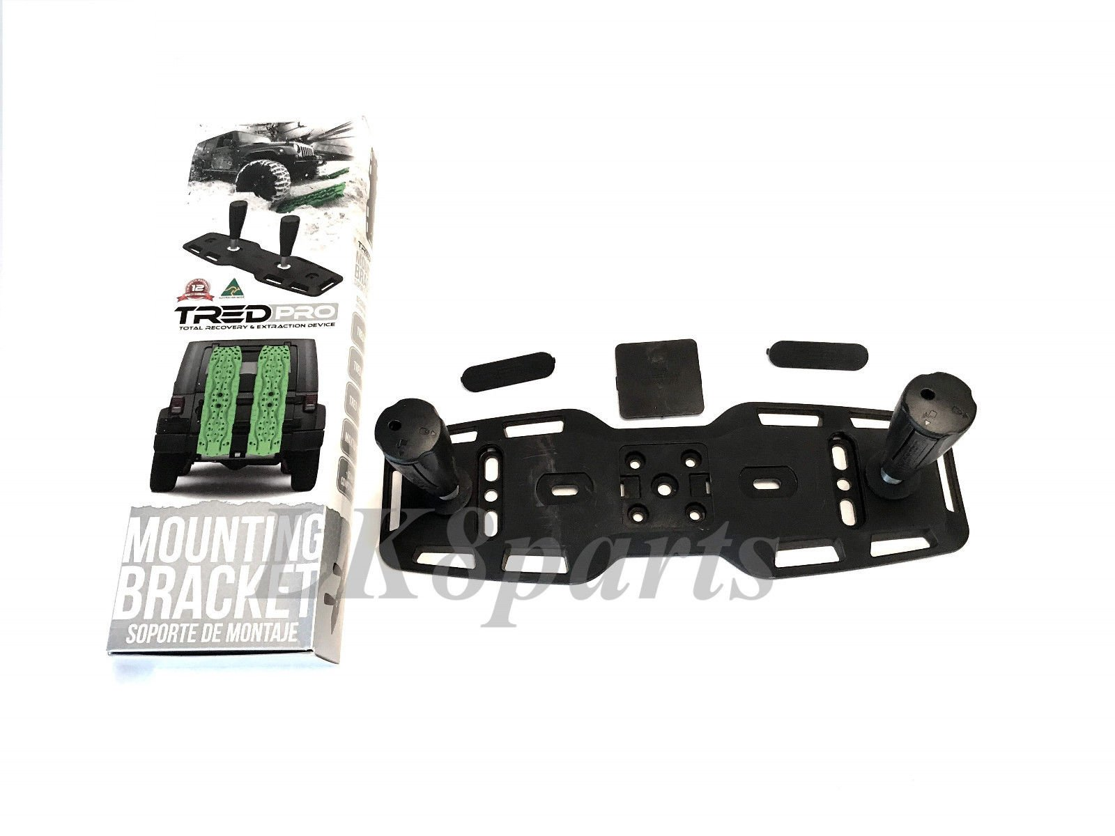 Proper Spec TRED PRO Mounting Bracket TRED PRO (4X4 Off-Road Vehicle Recovery) by Proper Spec