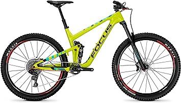 Focus Jam C Lite 27 Trail Fully Mountain Bike Bicicleta Color Verde ...