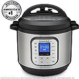 Instant Pot DUO NOVA 8 Qt 7-in-1 Multi-Use Programmable Pressure Cooker, Slow Cooker, Rice Cooker, Steamer, Sauté, Yogurt Maker and Warmer