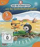 Die Oktonauten 7 - ...und der Kammzahnschleimfisch [Blu-ray]