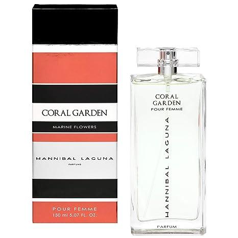 Hannibal Laguna Coral Garden Eau de Toilette para Mujer (1x150 ml.)