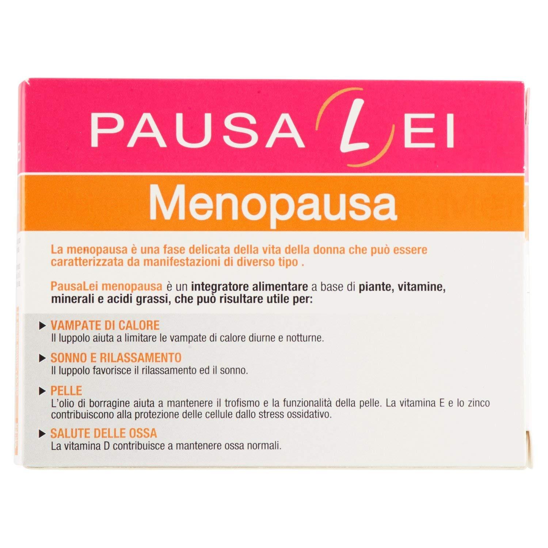 brucia grassi in menopausa