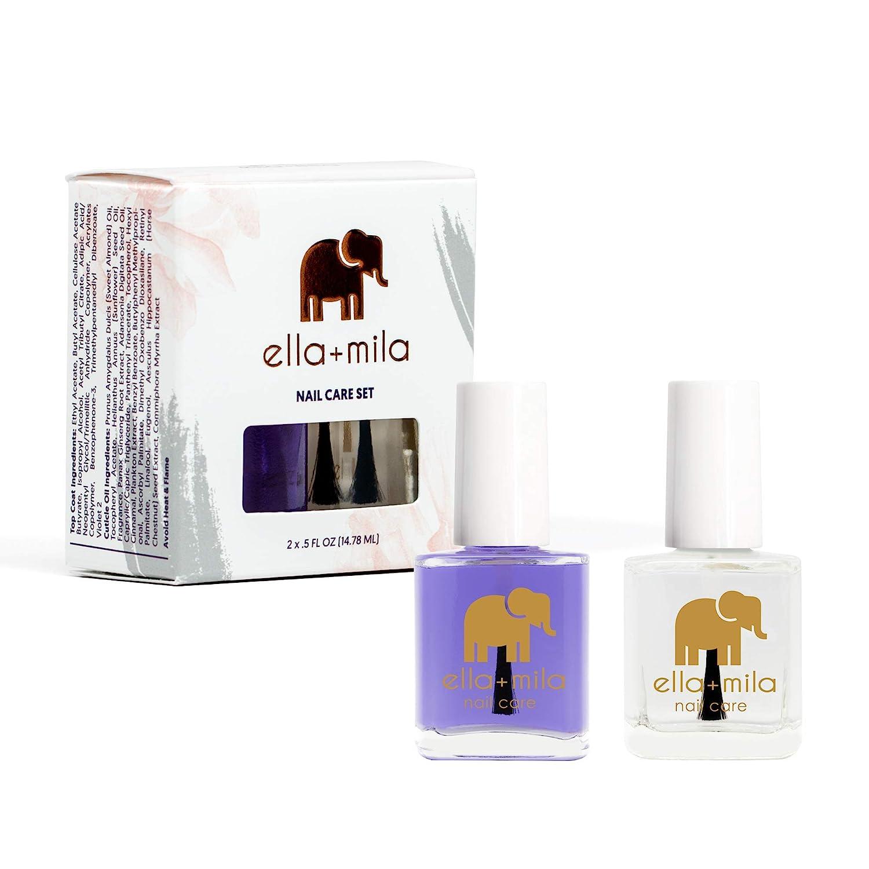 ella+mila Nail Care, Nail Care Duo - (2-Pack)