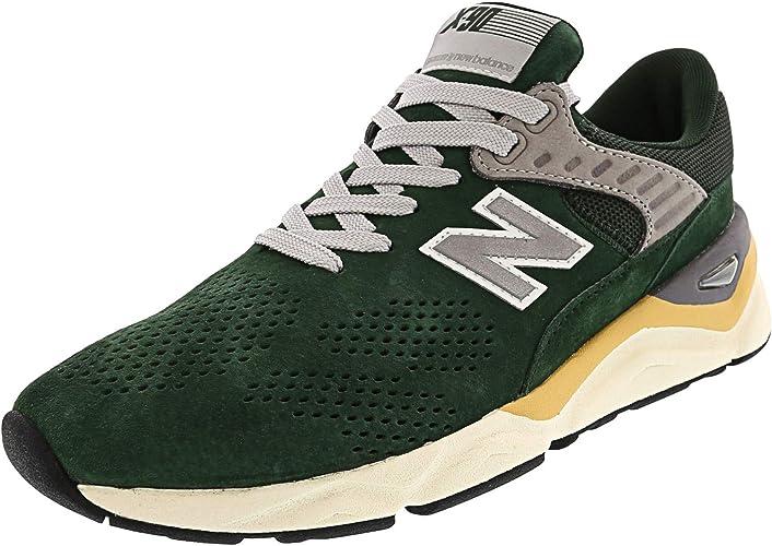 new balance x90 verde