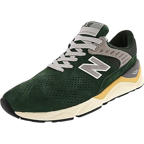 new balance x90 uomo verde