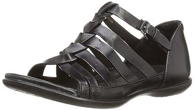 00006586edacab Ecco Damen Flash Sandalen  Amazon.de  Schuhe   Handtaschen
