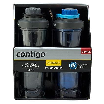 Review Contigo Insulated Shaker Bottles